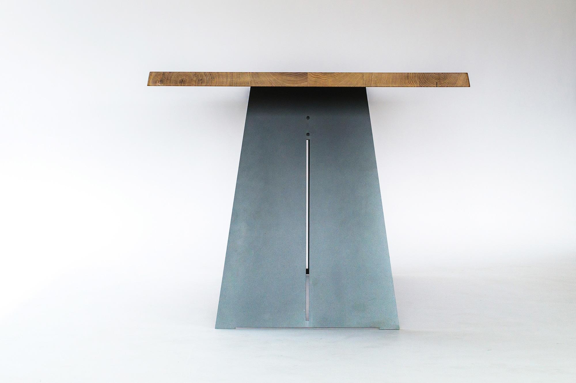 Esstisch kt3 aus massivholz palatti for Design massivholztisch