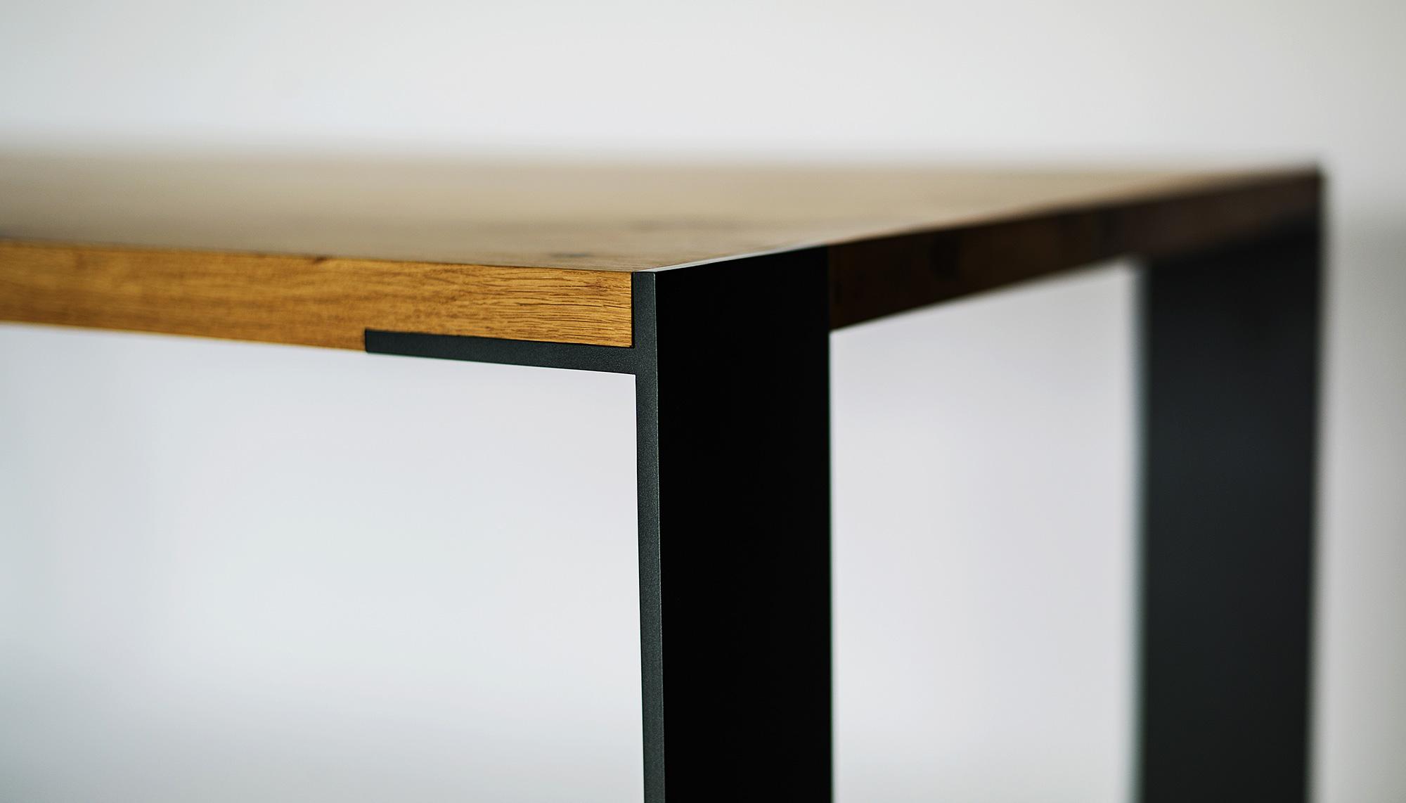 moderner designer tisch kt5 palatti. Black Bedroom Furniture Sets. Home Design Ideas